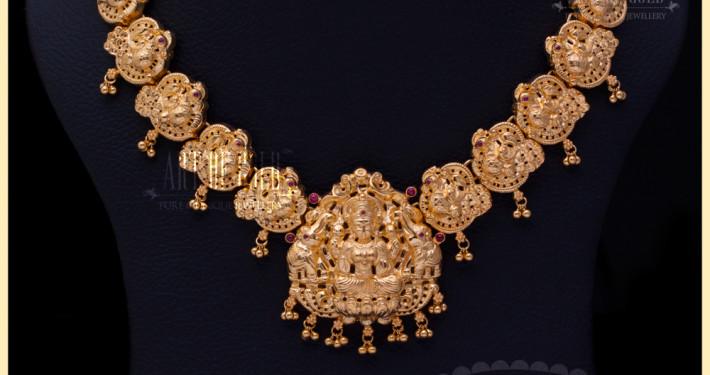 Antique Nakshi Necklace