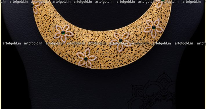 Indian Bridal Choker