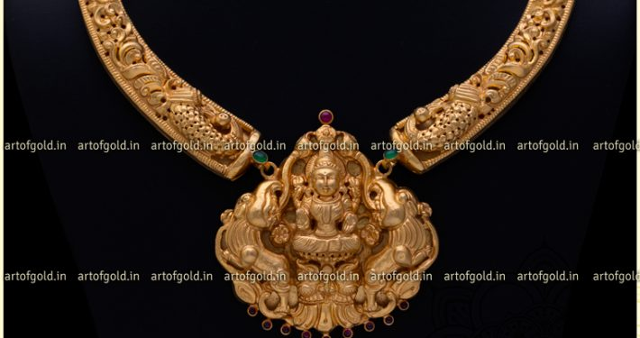 Nakshi Necklace