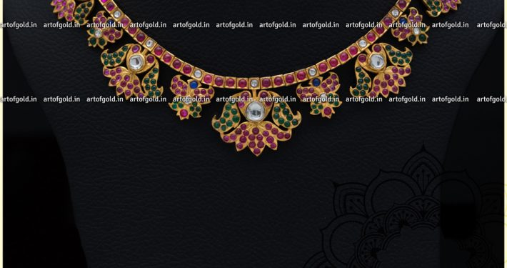 Chettinad Bridal Necklace
