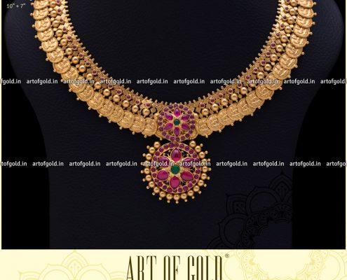 Gejje Addige Kasumala Fusion Necklace