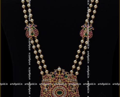 Pearl Haram - Gold Pendant