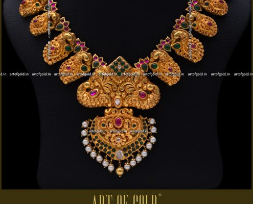 Nagas Jewellery | Art of Gold Jewellery, Coimbatore
