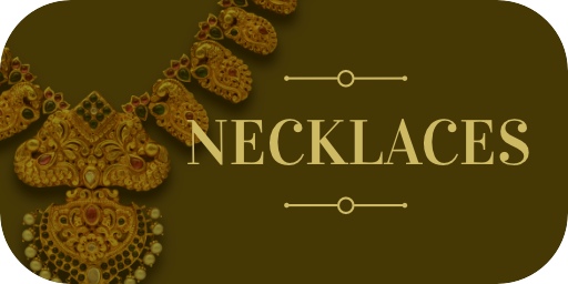 Gold Necklace Collection