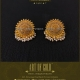 Gold Filigree Studs