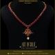 Gold Kemp Necklace - Light Weight