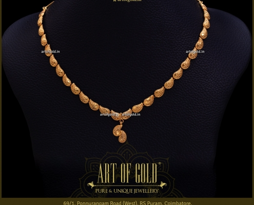 Kids Gold Necklace