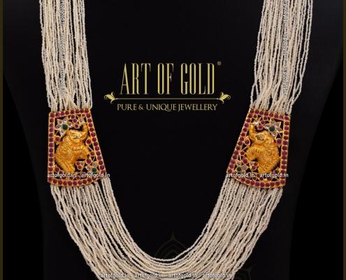Pearl Haram - Gold Mugappu