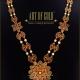 Gold Medium Length Necklace