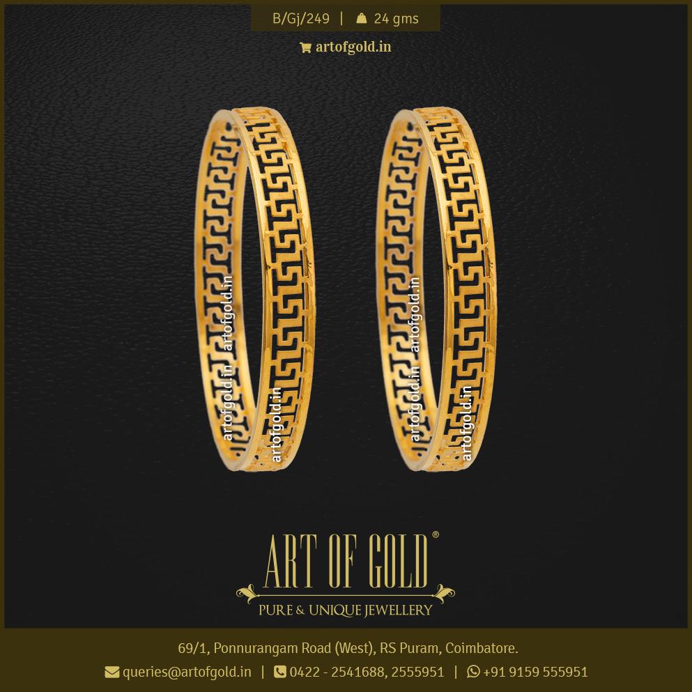Designer daily wear bangle