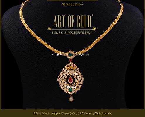 Attigai Necklace Pendant