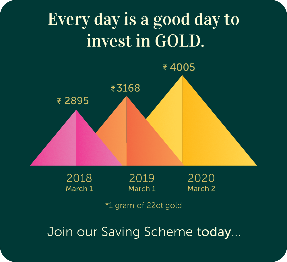 Join our Savings Scheme